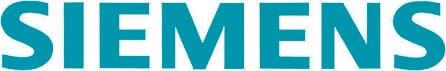Logo for Siemens