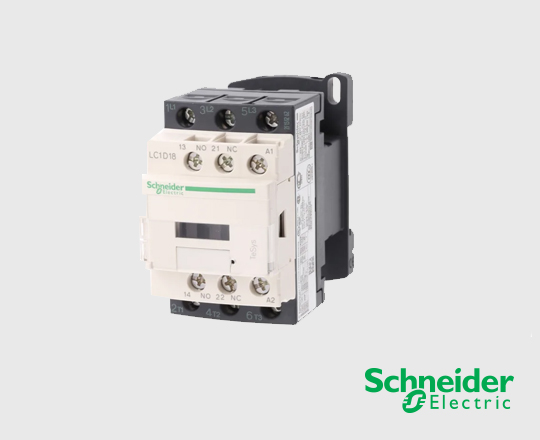 TeSys D LC1D 3 Pole Contactor