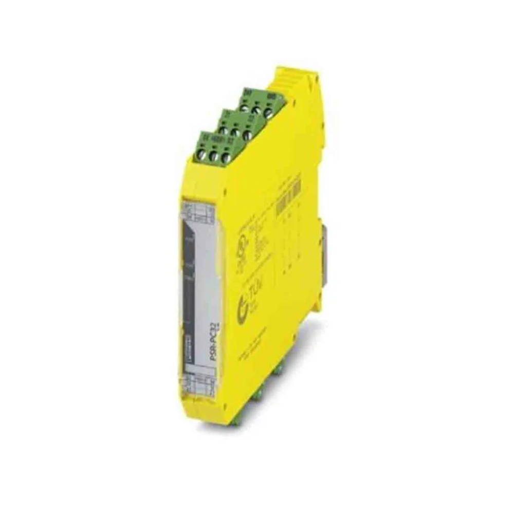Phoenix Contact 24 → 230 V ac/dc Safety Relay