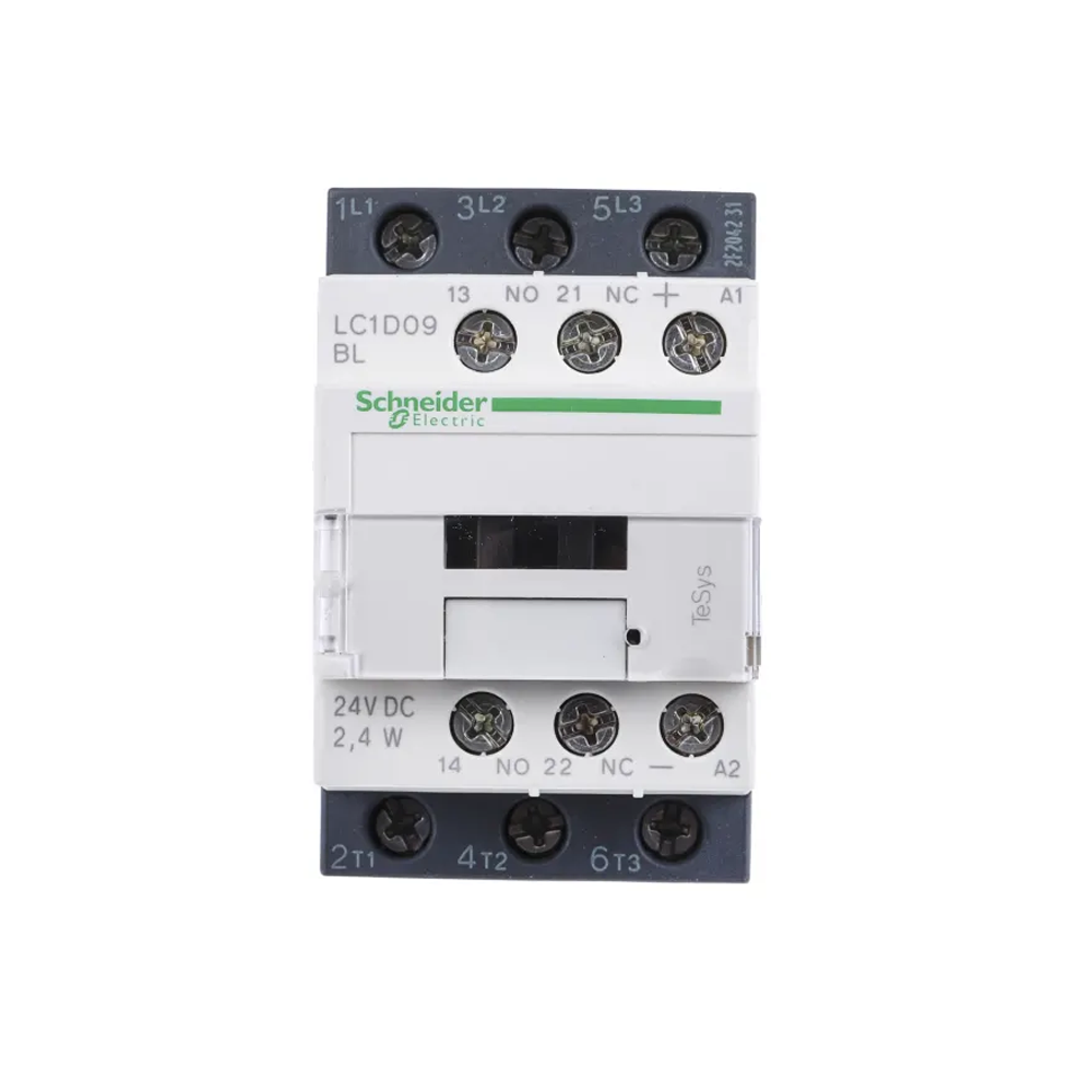 Schneider Electric TeSys D LC1D 3 Pole Contactor