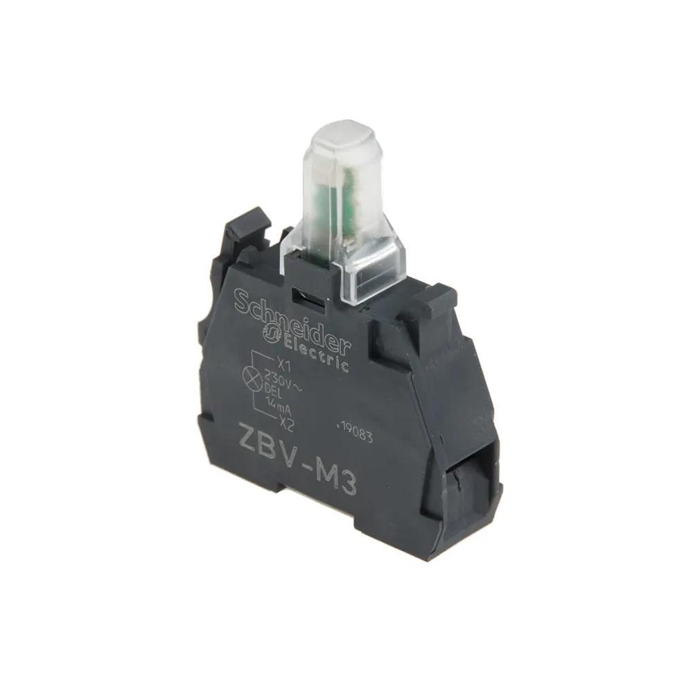 Schneider Electric Harmony XB Light Block – Green