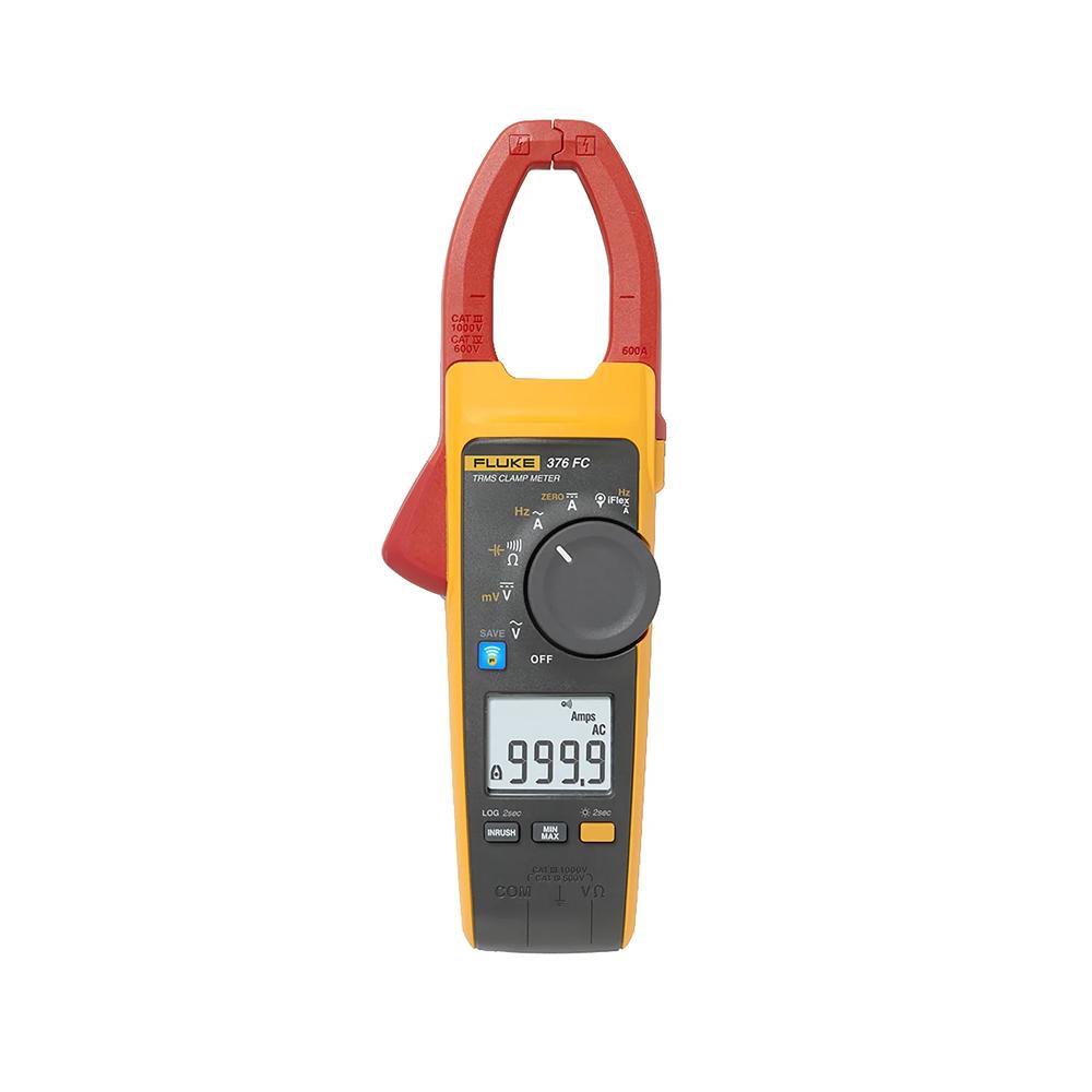 Fluke 376 FC Bluetooth AC-DC Flexible Clamp Meter